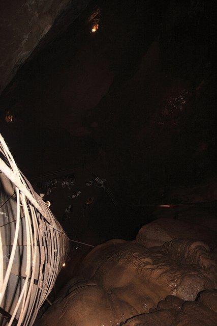 adventure park moaning cavern activities