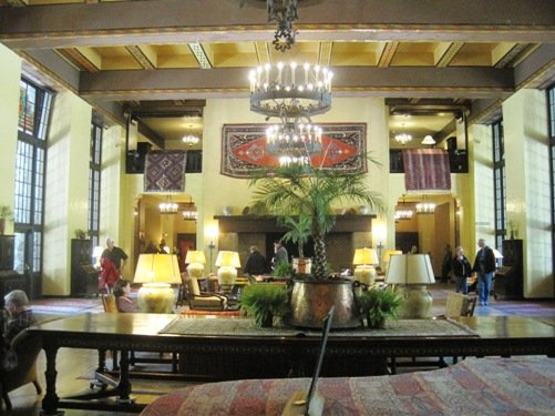 ahwahnee hotel great lounge