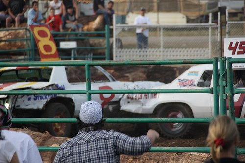 calaveras county fair destruction derby