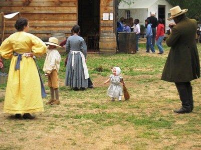 columbia diggings baby girl