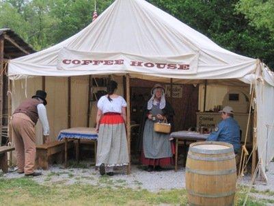 columbia diggins coffee house