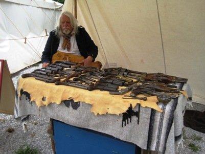 columbia diggins gunsmith