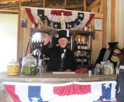 columbia diggins saloon owner