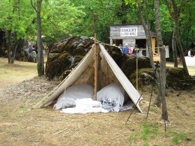 columbia diggins sleeping tent