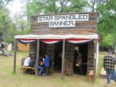 columbia diggins star spangled saloon
