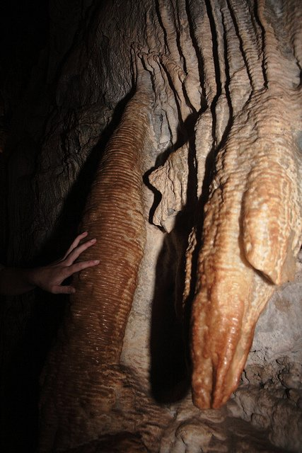 moaning cavern wall
