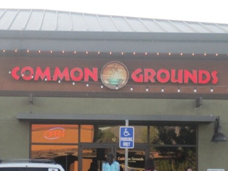 free wireless wifi at common grounds valley springs ca