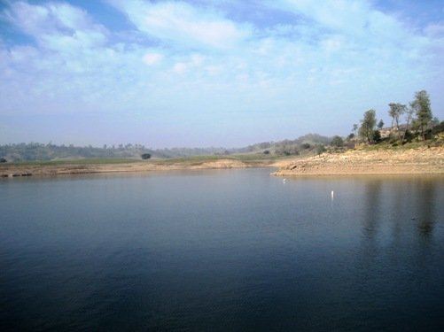 camanche lake