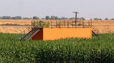 dellosso farms corn maze bridge
