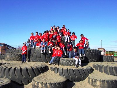 dellosso farms tire pyramid
