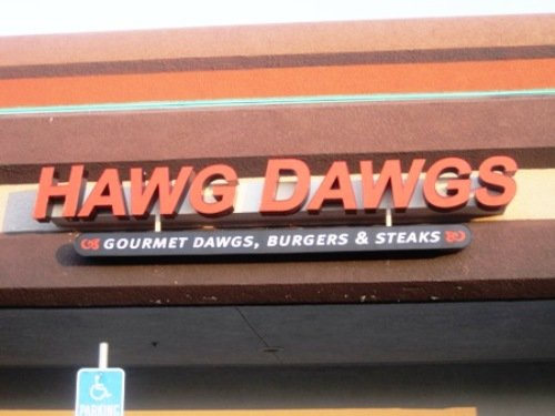 hawg dawgs gourmet hot dogs valley springs ca