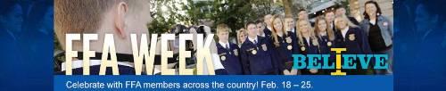 national ffa week 2012