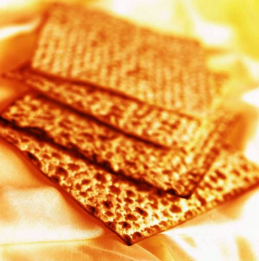 april 6 is passover matzah bread