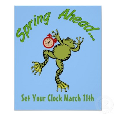 daylight savings time march 11 2012