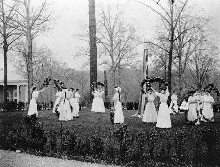 may day celebration 1907