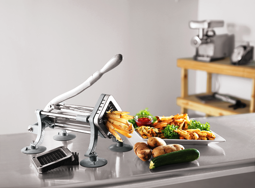 commercial french fry cutter lem products