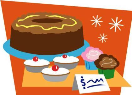 national bake sale day