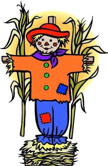 build a scarecrow day