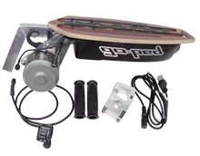 GoBike Power Rack Kit by Patmont Motor Werks (PMW)