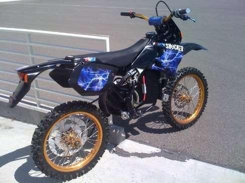 Shocker Tri Sport Electric Motorcycle by Patmont Motor Werks (PMW)